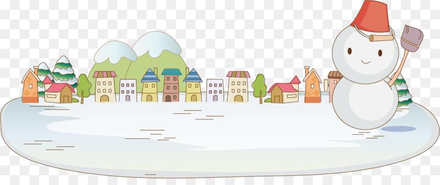 Descarga gratuita de De Dibujos Animados, La Navidad, Muñeco De Nieve imágenes PNG