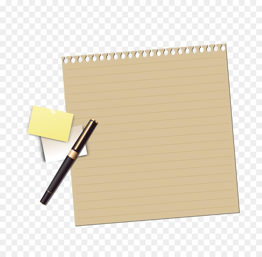 Descarga gratuita de Papel, Lápiz, Notebook Imágen de Png