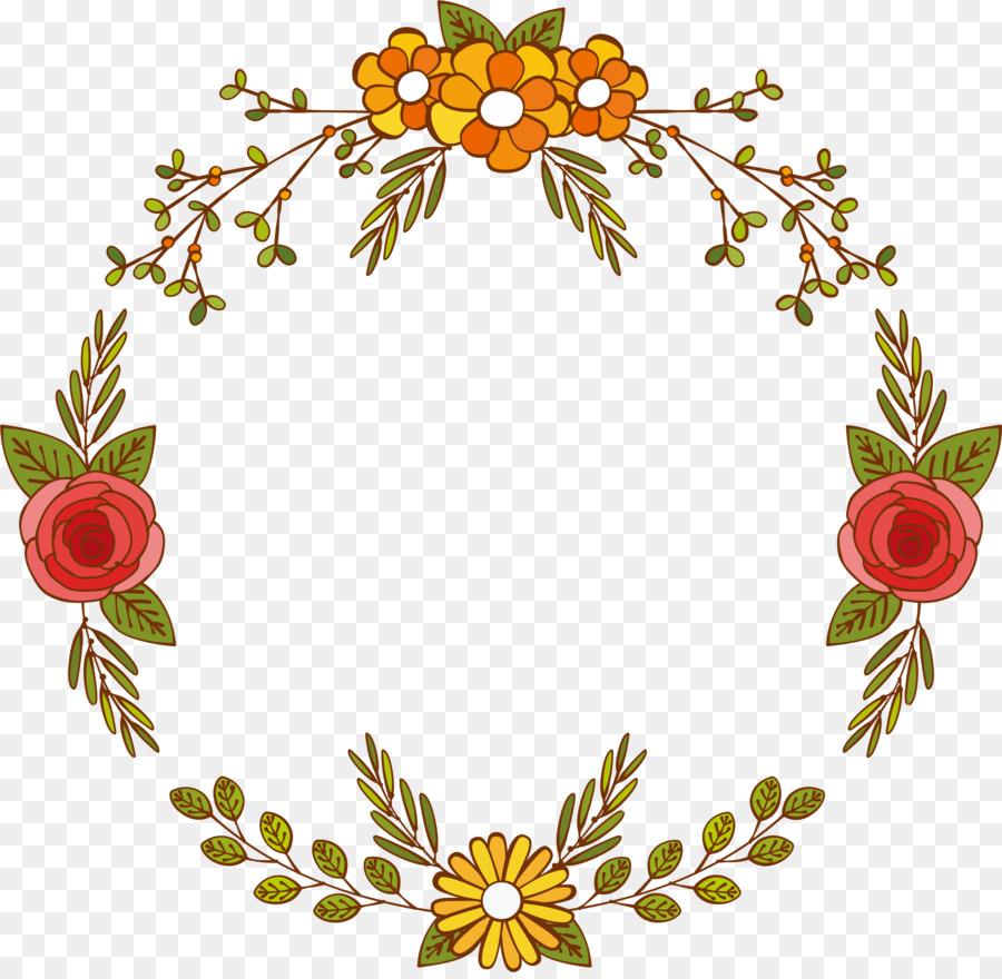 Descarga gratuita de Invitación De La Boda, Diseño Floral, La Boda Imágen de Png