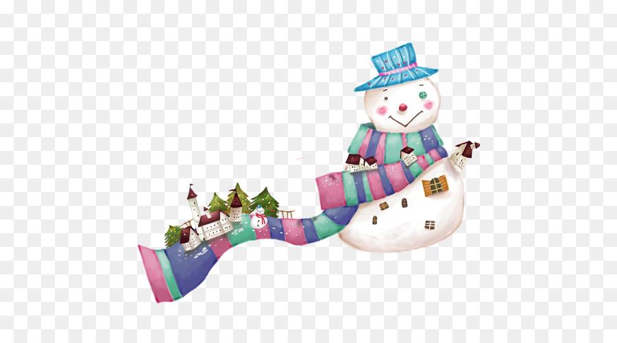 Descarga gratuita de Muñeco De Nieve, La Navidad, De Dibujos Animados imágenes PNG