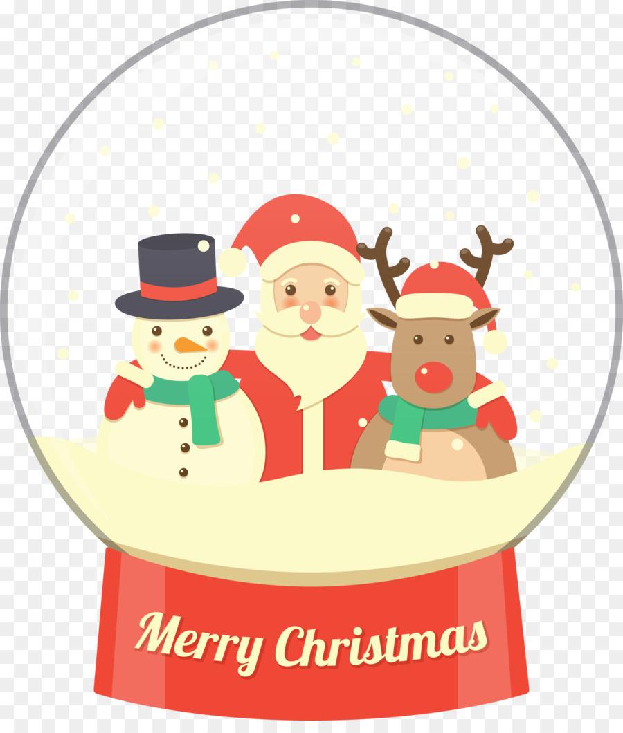 Descarga gratuita de Rudolph, Reno, Santa Claus Imágen de Png
