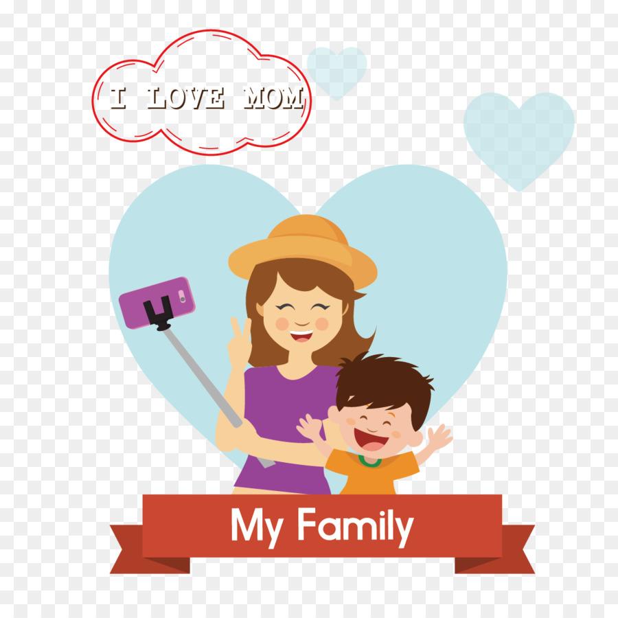 Descarga gratuita de Madre, La Familia, La Felicidad Imágen de Png