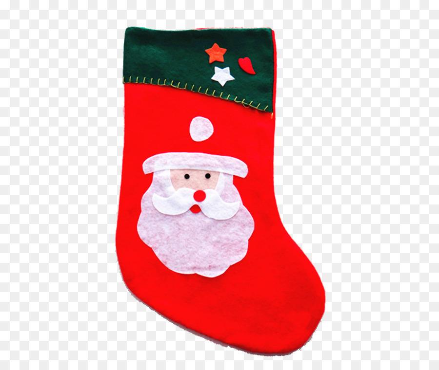 Descarga gratuita de Santa Claus, La Navidad, Calcetín imágenes PNG