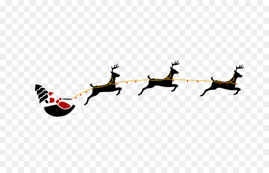 Descarga gratuita de Rudolph, Santa Claus, Santa Clauss Reindeer Imágen de Png