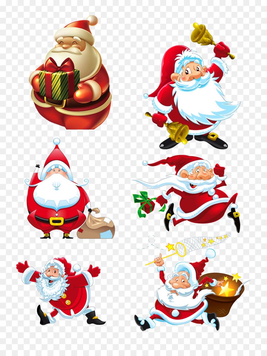 Descarga gratuita de Santa Claus, Adorno De Navidad, Santa Claus Regalos Imágen de Png