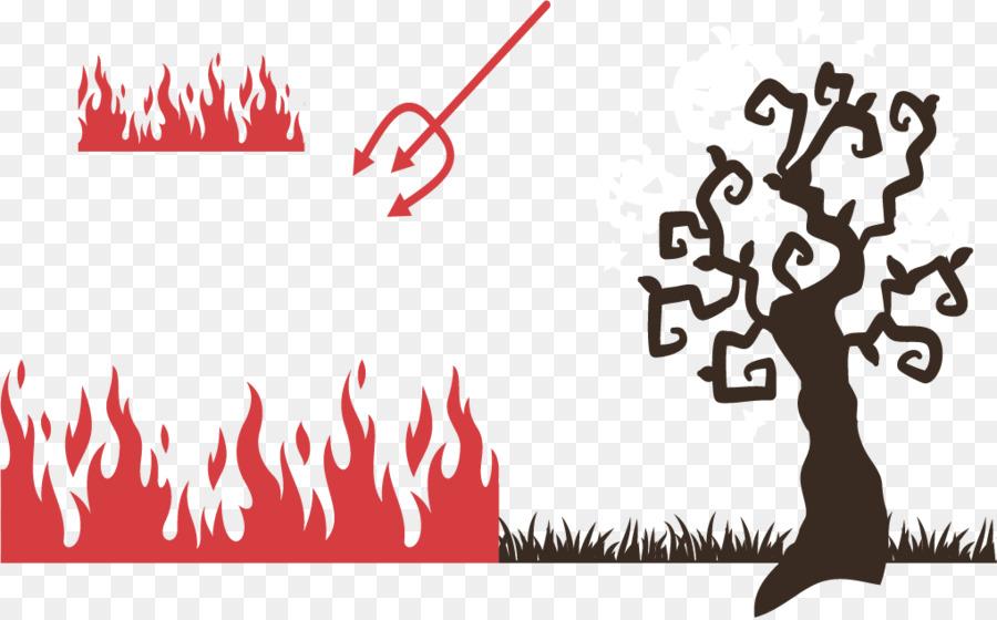 Descarga gratuita de árbol, Rojo, Cartel imágenes PNG