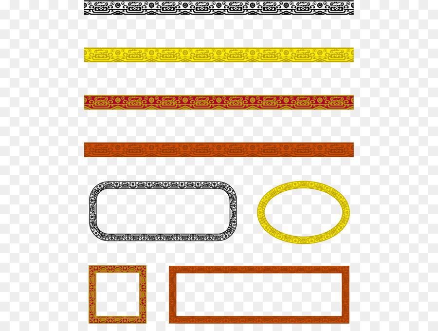 Descarga gratuita de Marcos De Imagen, Diseño Gráfico, Amarillo imágenes PNG