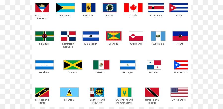 Descarga gratuita de Estados Unidos, América Central, Bandera De Los Estados Unidos Imágen de Png