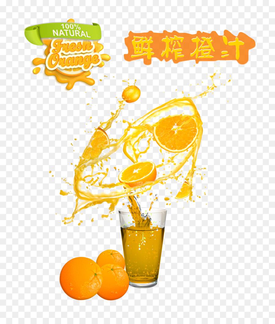 Descarga gratuita de Jugo De Naranja, Jugo, Smoothie Imágen de Png