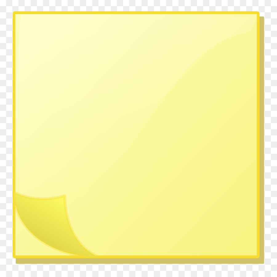 Descarga gratuita de Postit Nota, Papel, El Bloc De Notas imágenes PNG