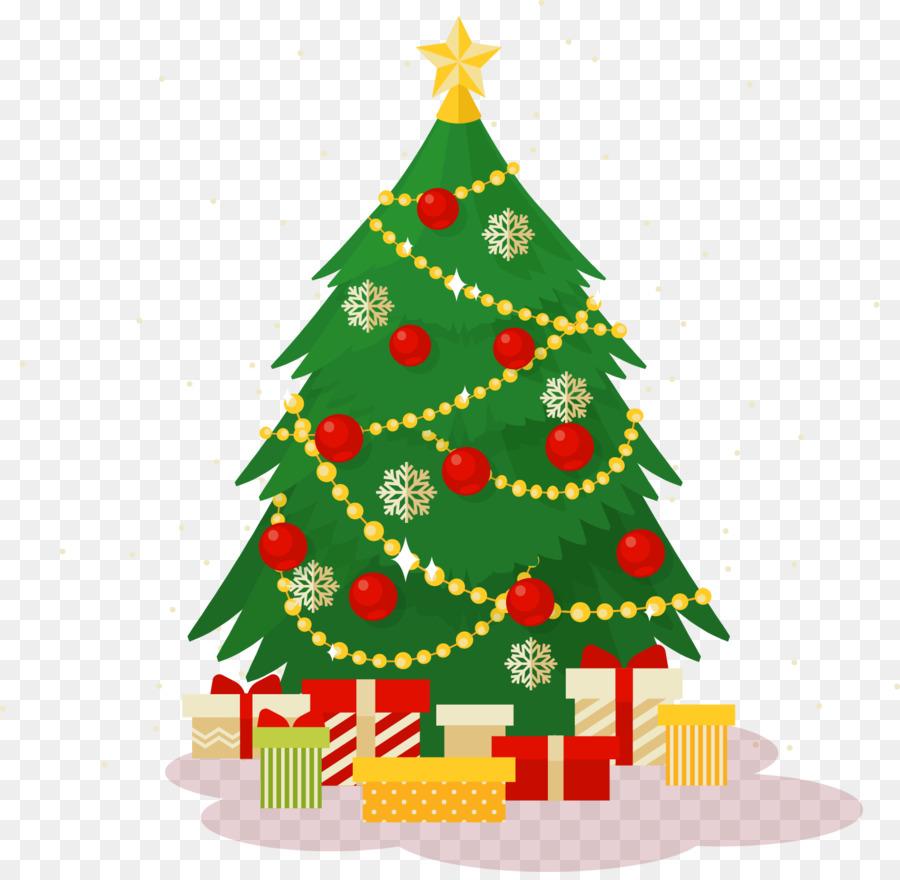 Descarga gratuita de La Navidad, Regalo, árbol De Navidad Imágen de Png