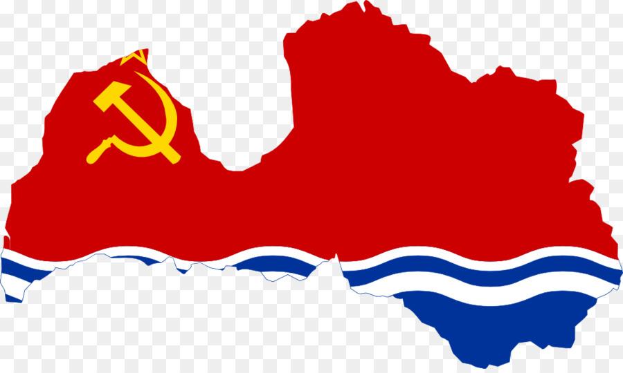 Descarga gratuita de Letonia, República Socialista Soviética De Letonia, Mapa imágenes PNG