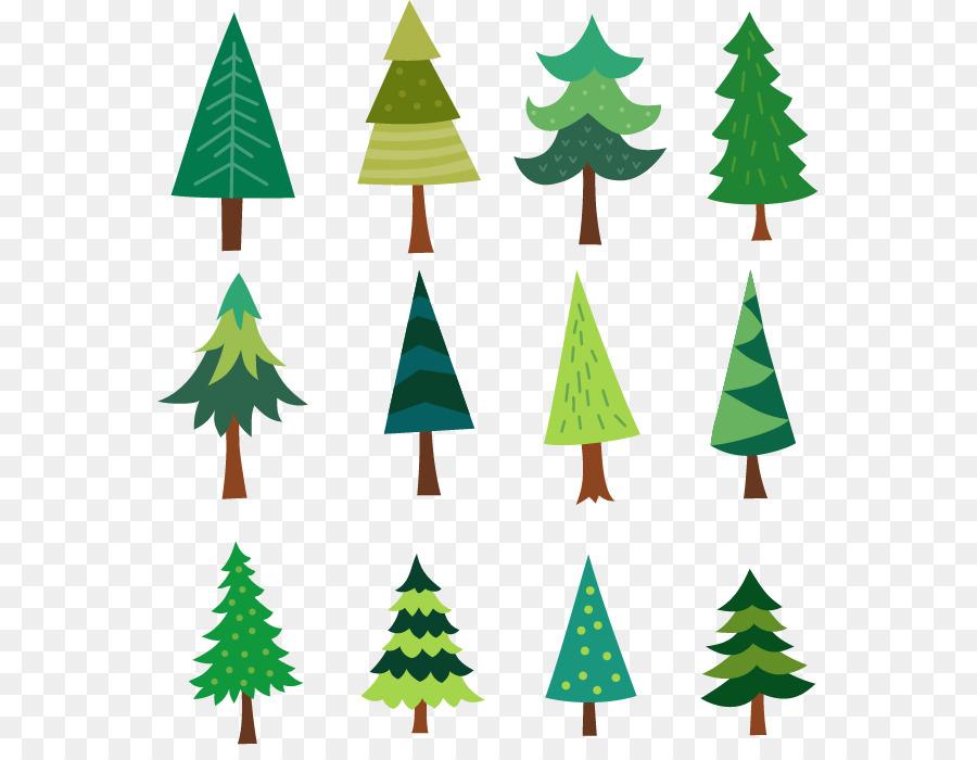 Descarga gratuita de árbol De Navidad, Pino, La Navidad Imágen de Png