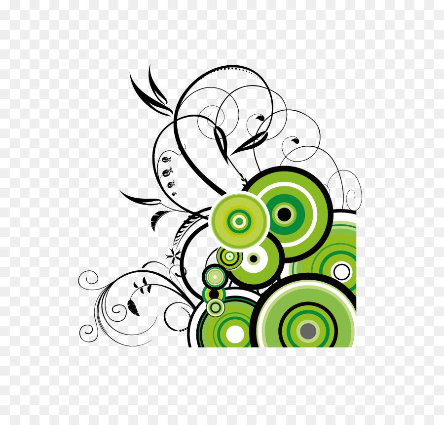Descarga gratuita de El Arte Abstracto, Flor, Diseño Floral Imágen de Png