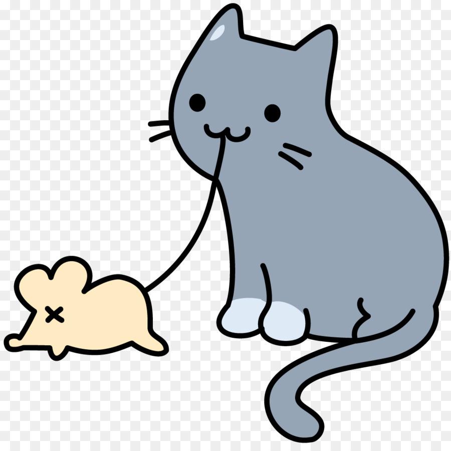 Gatito Gato Ratón Imagen Png Imagen Transparente Descarga Gratuita