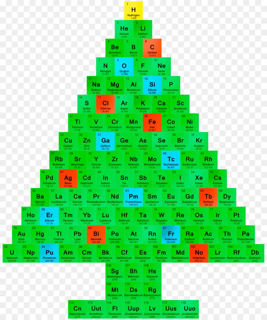 Descarga gratuita de La Navidad, La Química, árbol De Navidad Imágen de Png