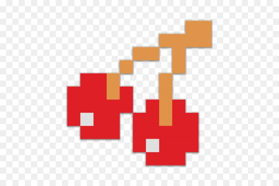 Descarga gratuita de Pacman, Cherry, Postit Nota imágenes PNG