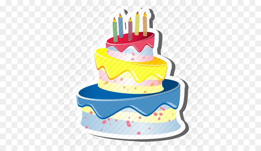 Descarga gratuita de Pastel De Cumpleaños, Layer Cake, Cumpleaños Imágen de Png