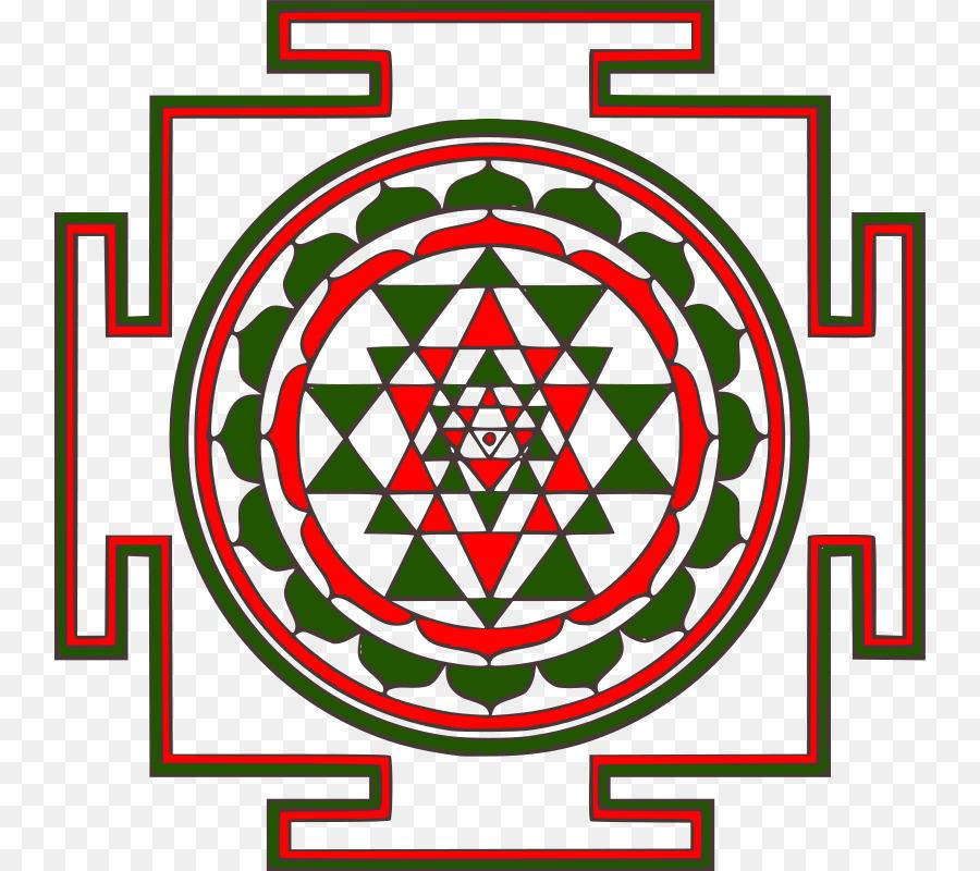 Descarga gratuita de Yantra, Sri Yantra, Mandala imágenes PNG