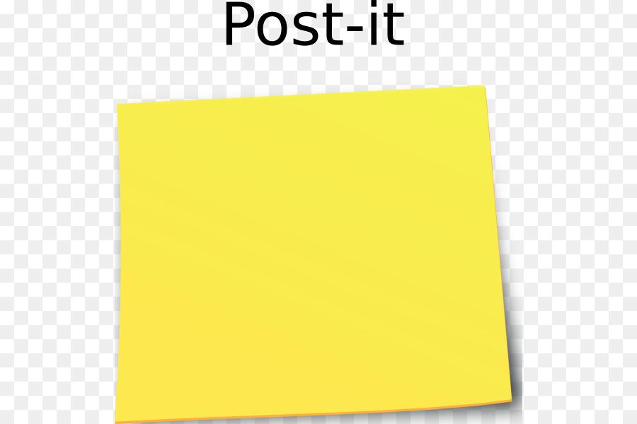 Descarga gratuita de Postit Nota, Papel, Descargar Imágen de Png