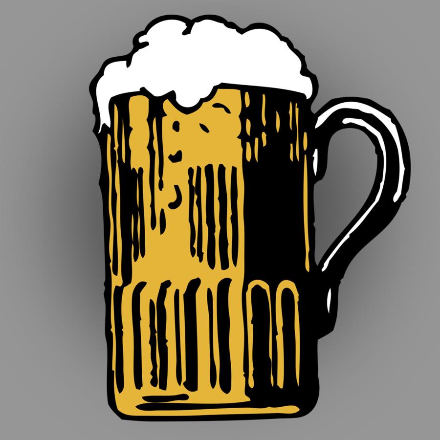 Descarga gratuita de Cerveza De Trigo, La Cerveza, La Cerveza De Cóctel imágenes PNG