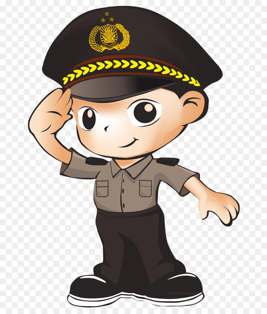 Descarga gratuita de La Policía Nacional De Indonesia, La Policía, Oficial De Policía Imágen de Png