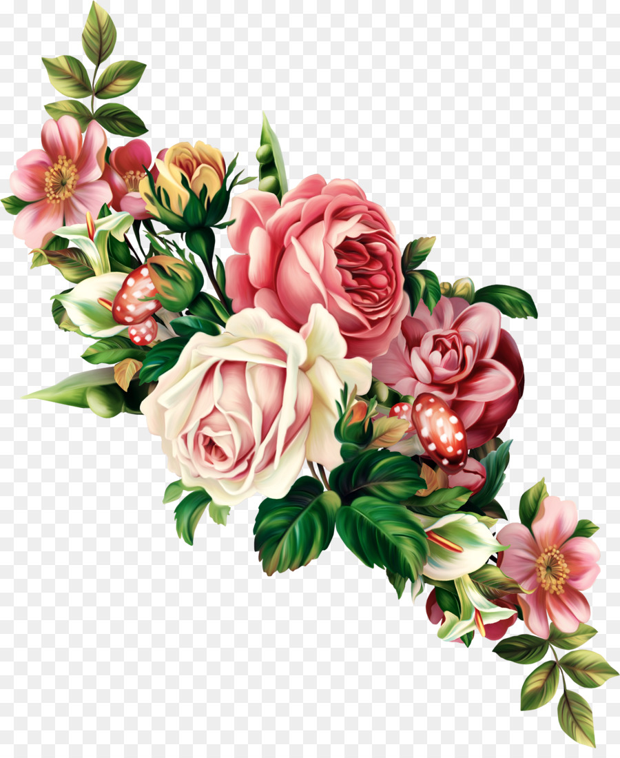 Descarga gratuita de Flor, Rosa, Ramo De Flores imágenes PNG