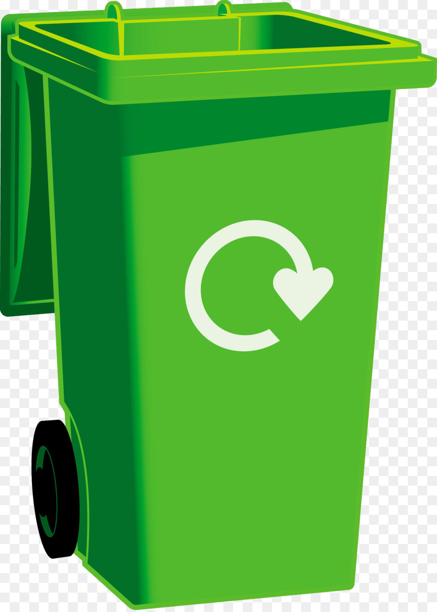 Descarga gratuita de Contenedor Verde, Los Contenedores De Basura De Residuos De Papel Cestas, Reciclaje imágenes PNG