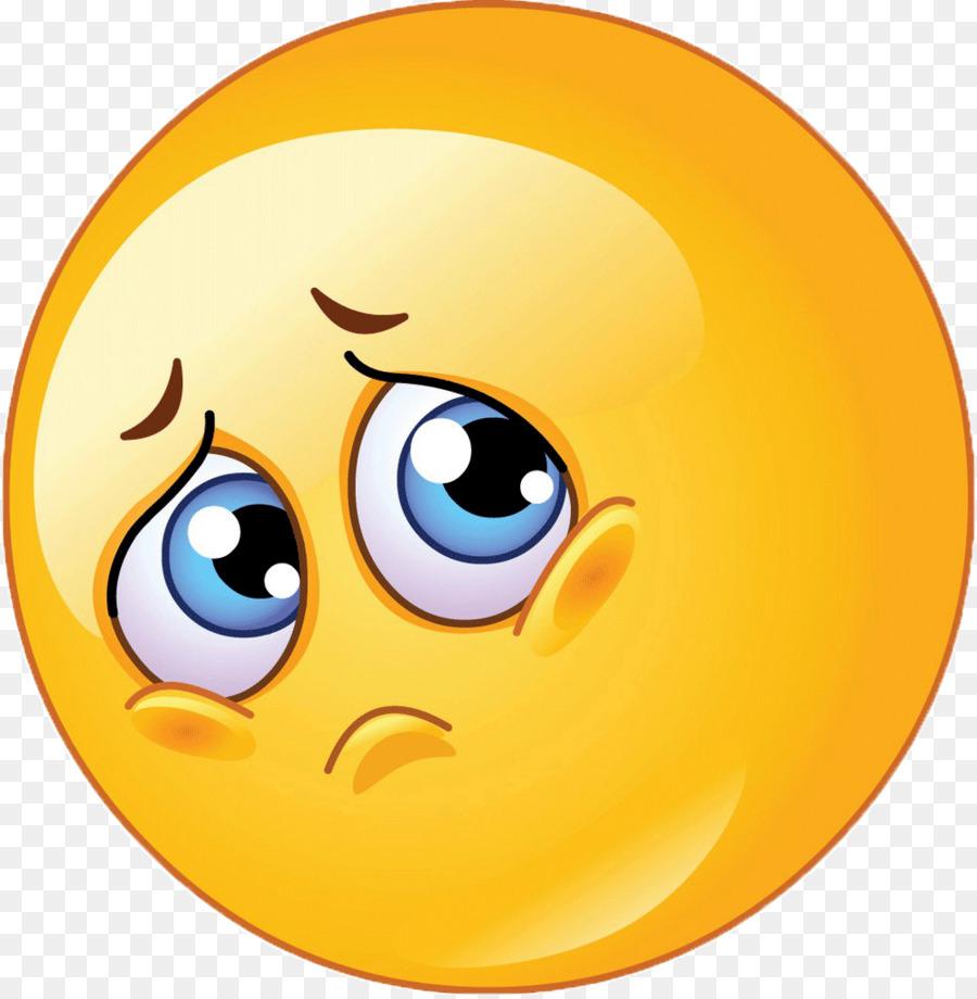 Descarga gratuita de Emoji, Smiley, La Tristeza Imágen de Png