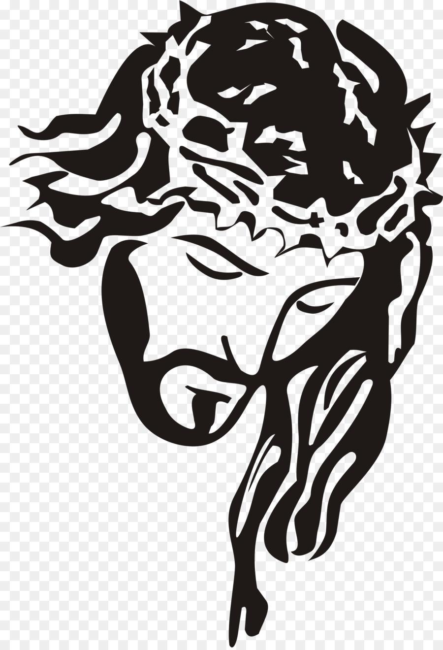 Descarga gratuita de Plantilla, Royaltyfree, Representación De Jesús Imágen de Png