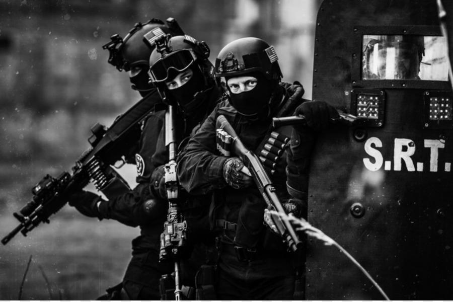 Descarga gratuita de Estados Unidos, Las Fuerzas Especiales, Especial De Reacción Del Equipo Imágen de Png