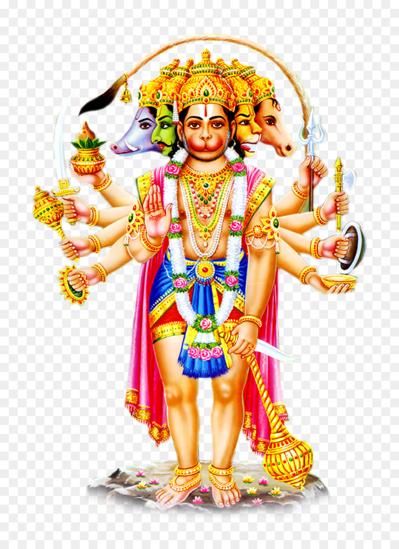 Descarga gratuita de Hanuman, Templo, Rama imágenes PNG