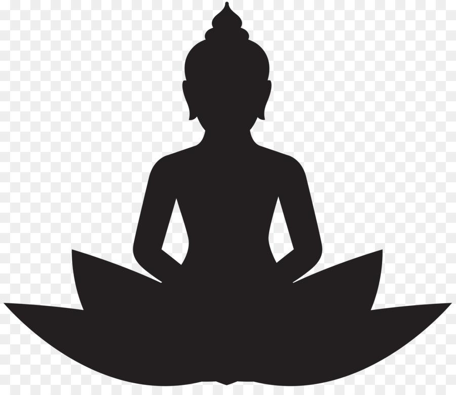 Descarga gratuita de La Meditación Budista, El Budismo, La Meditación imágenes PNG