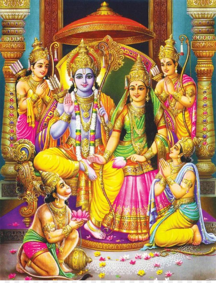 Descarga gratuita de Padre, Hanuman, Sita Imágen de Png