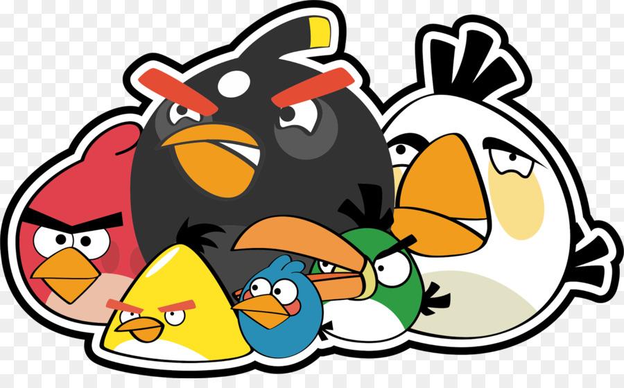 Descarga gratuita de Angry Birds, Angry Birds 2, Angry Birds Epic imágenes PNG