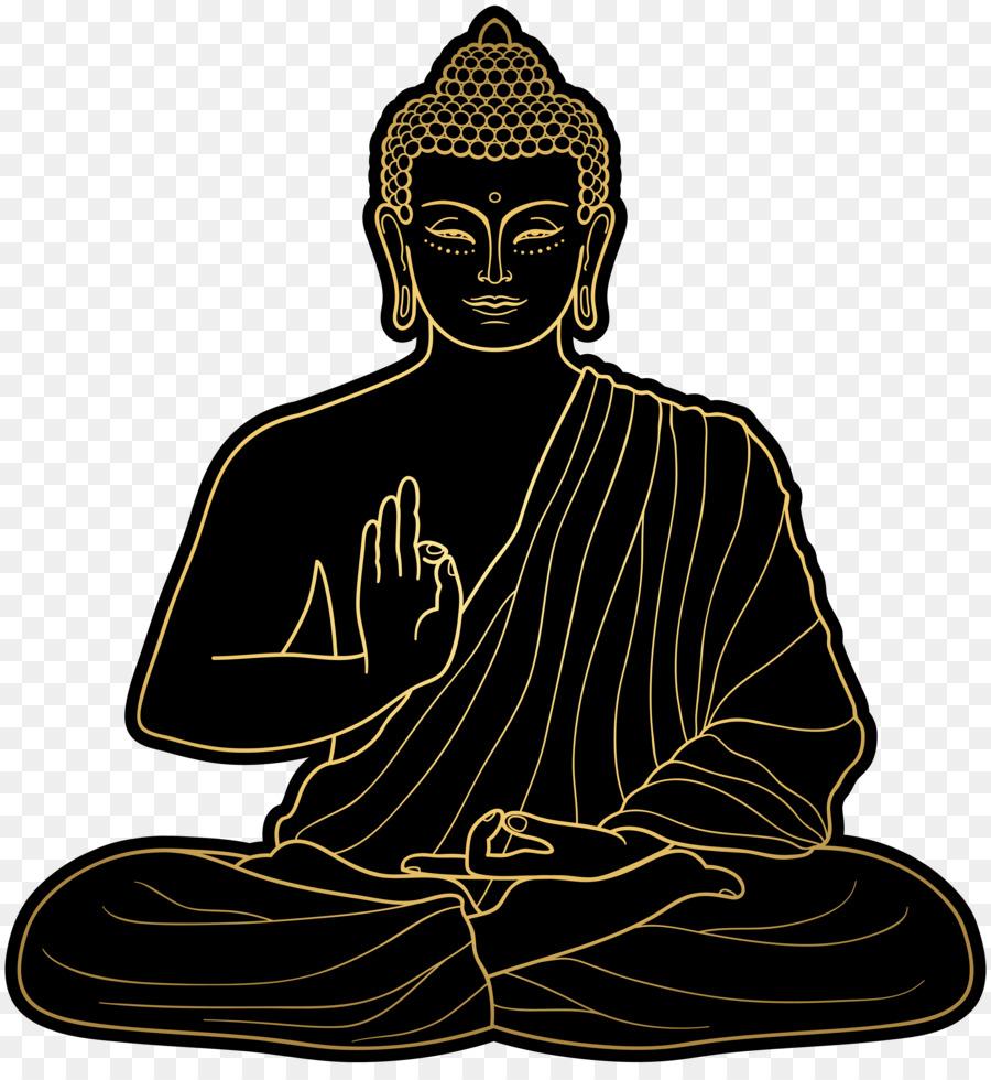 Descarga gratuita de Buda De Oro, El Budismo, Zen imágenes PNG