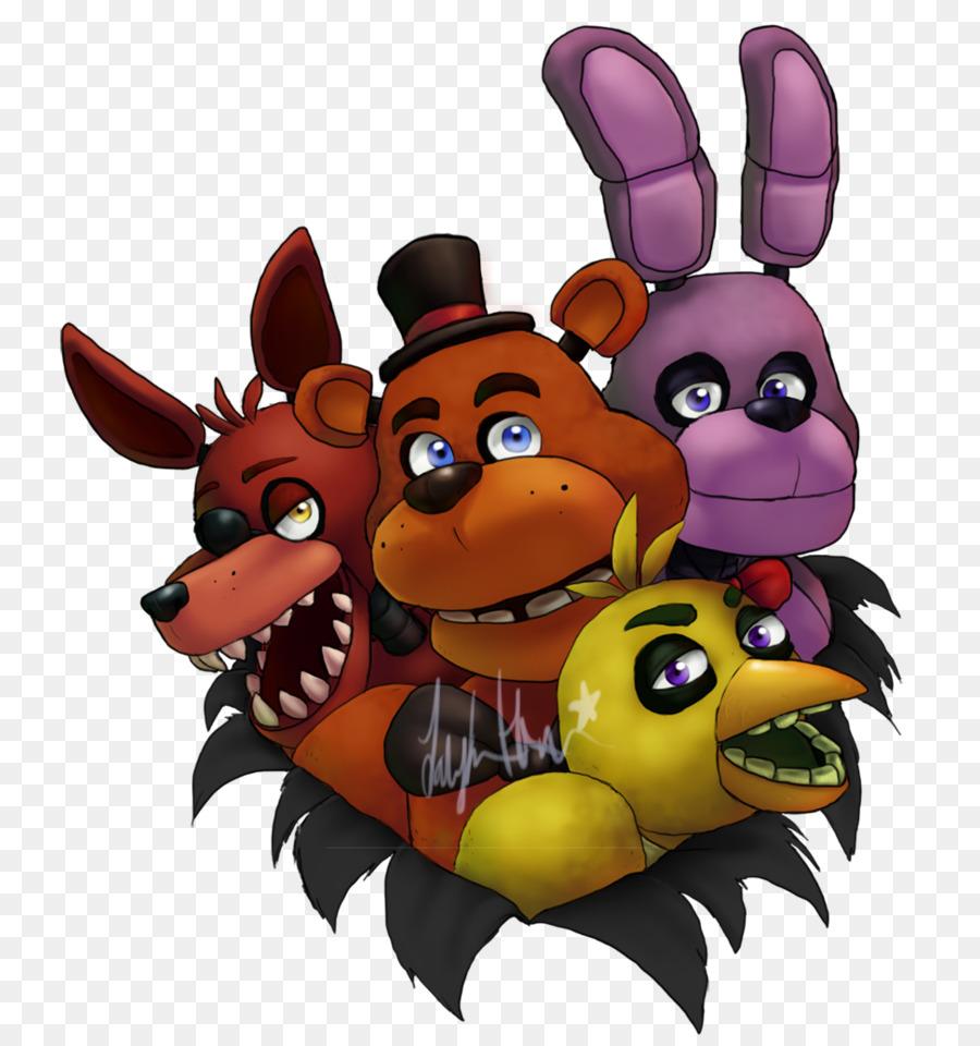 Descarga gratuita de Cinco Noches En Freddys, Cinco Noches En Freddys 2, Cinco Noches En Freddy De La Hermana De La Ubicación Imágen de Png