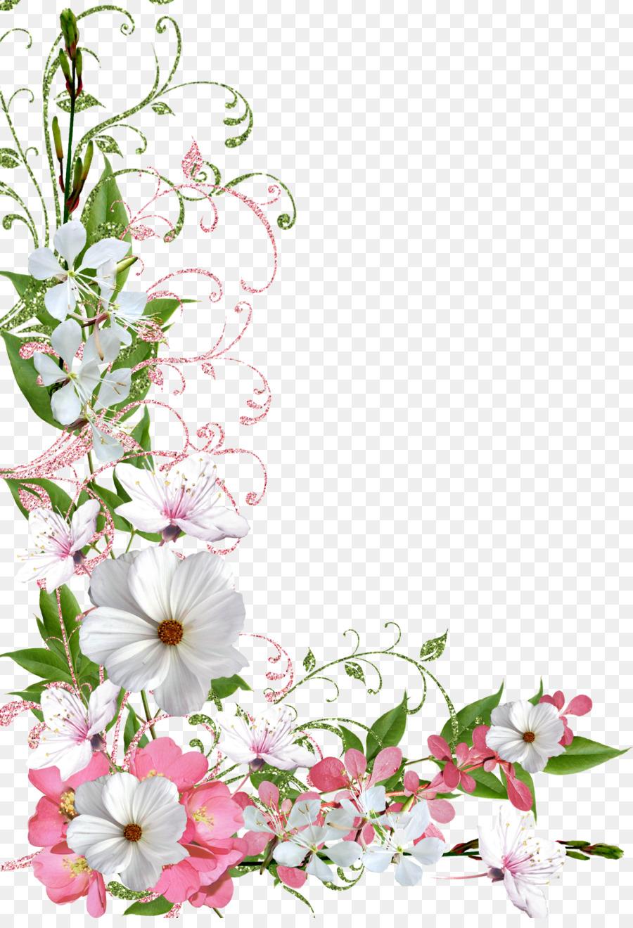 Descarga gratuita de Frontera Flores, Flor, La Primavera Imágen de Png
