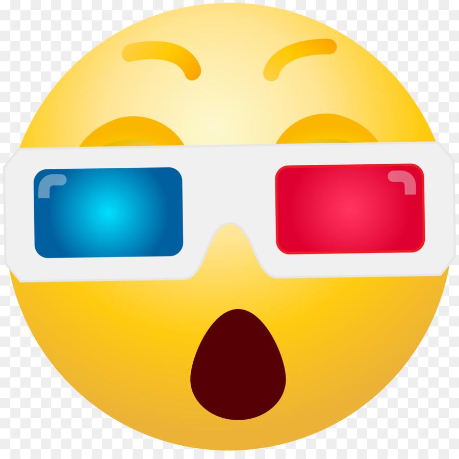 Descarga gratuita de Emoticon, Emoji, Gafas Imágen de Png