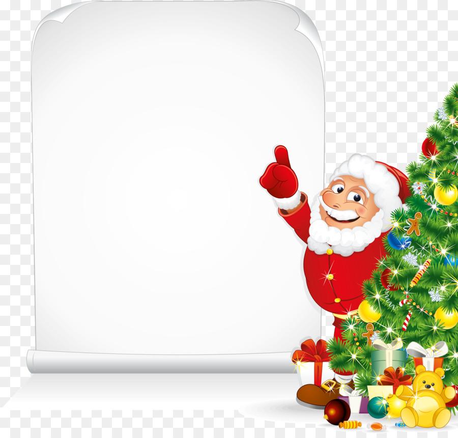 Descarga gratuita de Santa Claus, La Navidad, Tarjeta De Navidad imágenes PNG