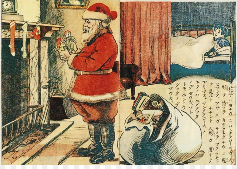 Descarga gratuita de Japón, Santa Claus, La Navidad imágenes PNG