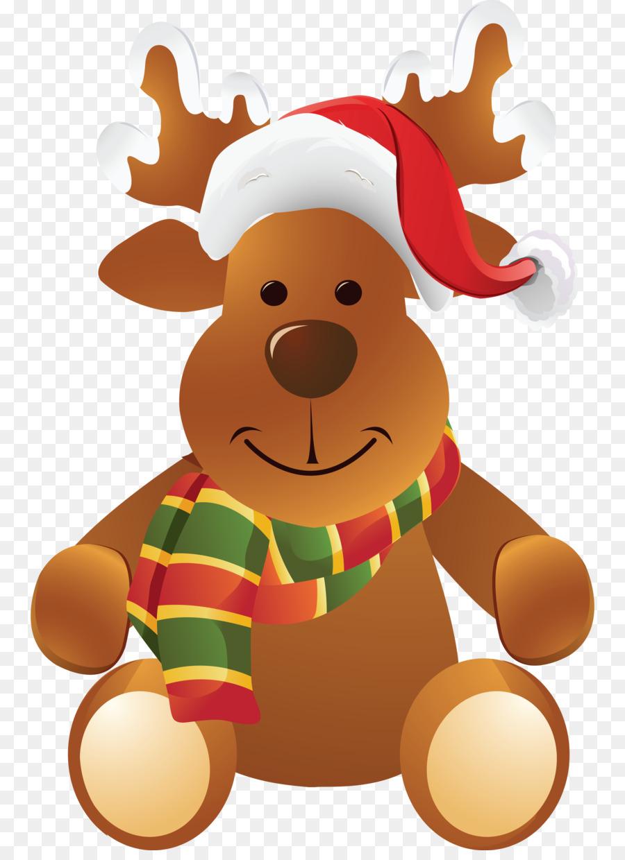 Descarga gratuita de La Señora Claus, Rudolph, Reno Imágen de Png