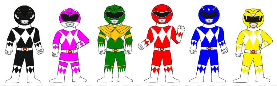 Tommy Oliver Ranger Rojo De Dibujos Animados Imagen Png