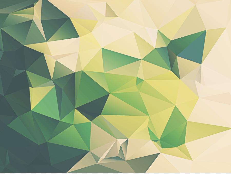Descarga gratuita de La Geometría, Verde, Fondo De Escritorio Imágen de Png