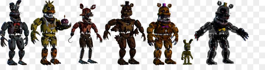 Descarga gratuita de Cinco Noches En Freddys 4, Cinco Noches En Freddys 2, Fnaf Mundo Imágen de Png