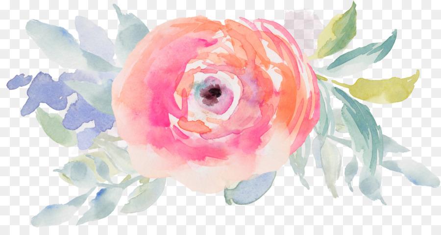 Descarga gratuita de Acuarela De Flores, Pintura A La Acuarela, Dibujo imágenes PNG