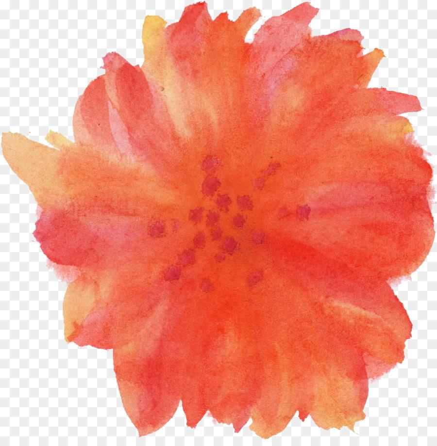 Descarga gratuita de Transparente Acuarela, Flor, Pintura A La Acuarela Imágen de Png