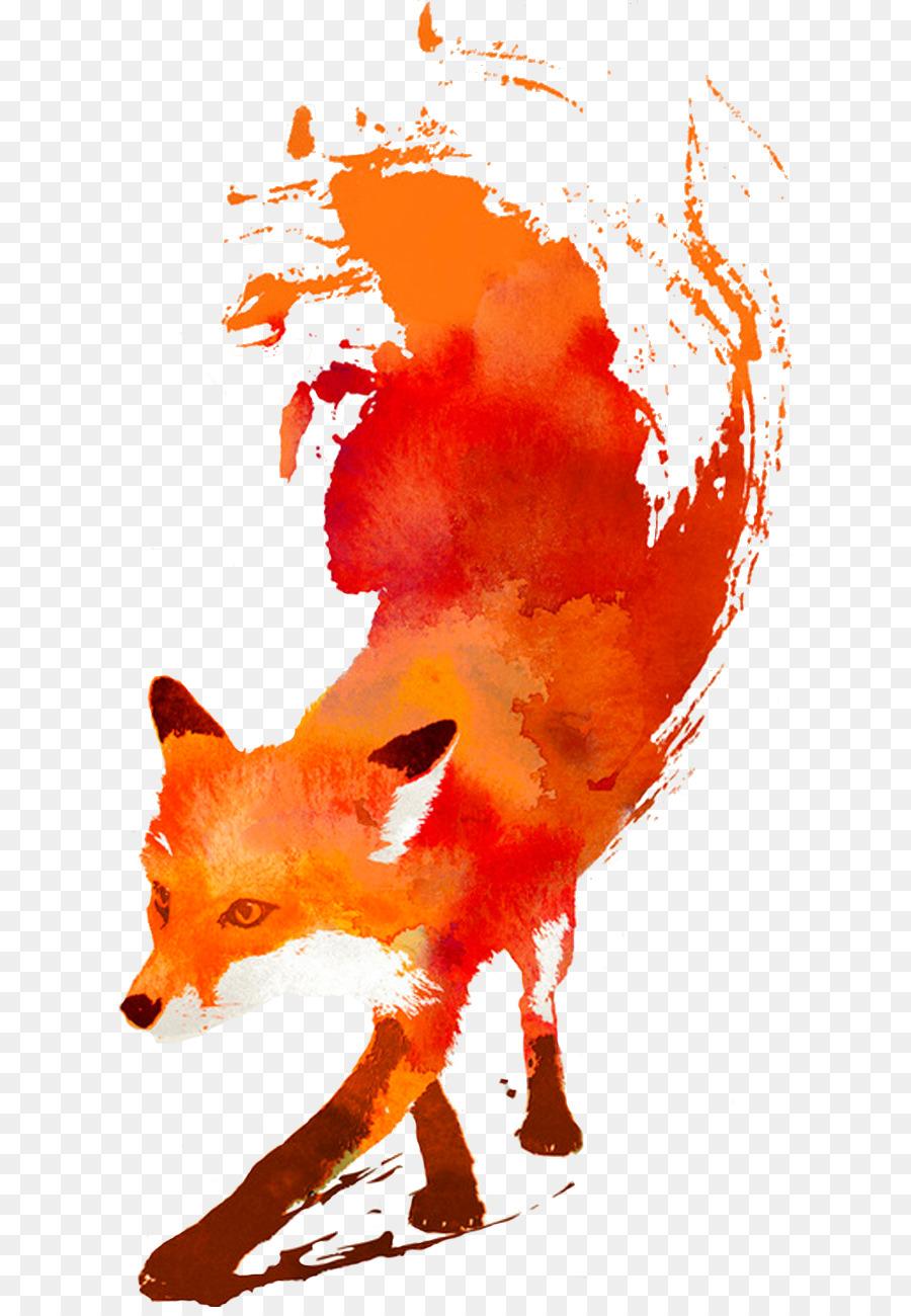 Descarga gratuita de Zorro Rojo, Arte, Fox imágenes PNG