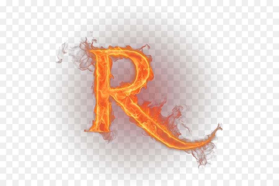 Descarga gratuita de Carta, R, Llama imágenes PNG