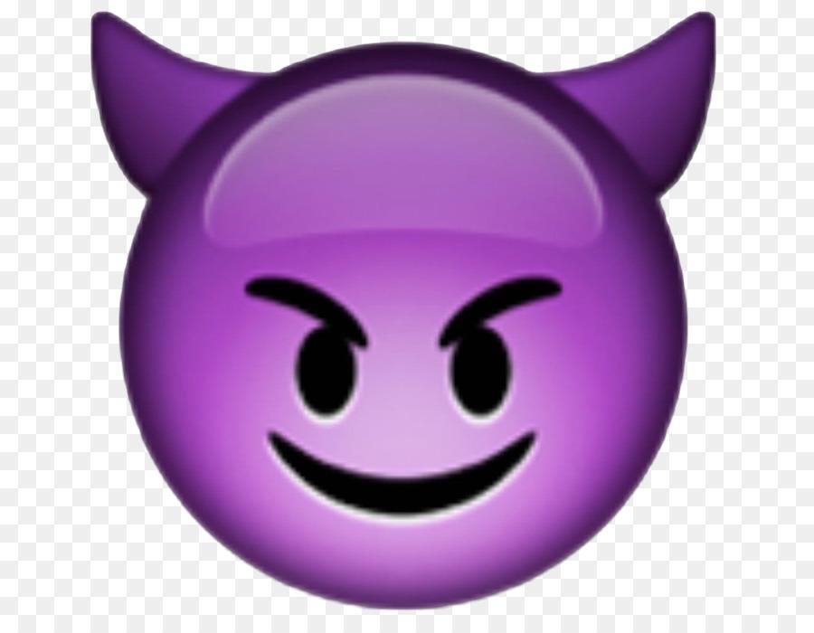 Descarga gratuita de Emoji, Diablo, Sonrisa Imágen de Png